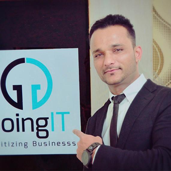 Ronak Shah Founder & Director