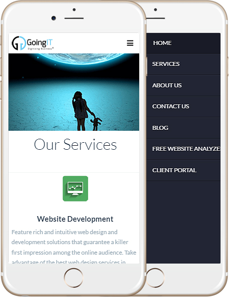 Why choose GoingIT for web design services?